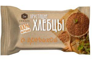 Хрустящие хлебцы с гречихой